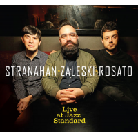 Album Live at the Jazz Standard by Colin Stranahan