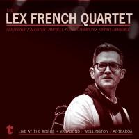 Album Lex French Quartet: Live at the Rogue and Vagabond by Lex French