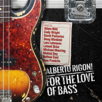 Album For The Love Of Bass by Alberto Rigoni