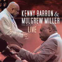 The Art Of Piano Duo - Live by Kenny Barron