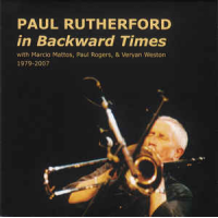 Album In Backward Times by Paul Rutherford