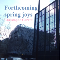 Album Forthcoming spring joys by Christophe Gervot