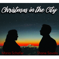 Album Christmas in the City by Maria Schafer