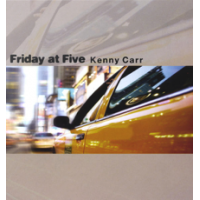 Album Friday at Five by Kenny Carr