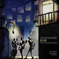 Album Somewhere Else - West Side Story Songs by Ted Nash