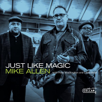 Album Just Like Magic by Mike Allen