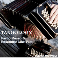 Album Tangology by Paolo Russo bandoneon