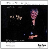 Album Let's Get Lost: The Songs of Jimmy McHugh by Wesla Whitfield