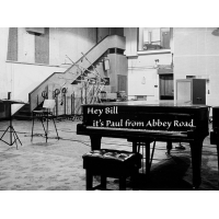 "Read ""Hey Bill, It's Paul From Abbey Road"" reviewed by Mike Jurkovic"