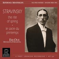Album STRAVINSKY the rite of spring – le sacre du printemps by Ralph Hepola