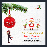 Album Get Your Nog On! by Dave Cornwall