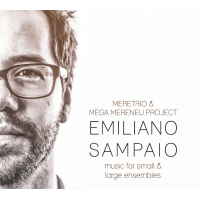 Album Music for Small and Large Ensembles by Emiliano Sampaio