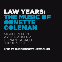 "Read ""Law Years: The Music of Ornette Coleman"" reviewed by John Chacona"
