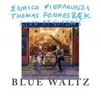 Album Blue Waltz - Live at Gustavs by Enrico Pieranunzi