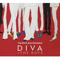 Album DIVA + the Boys by Sherrie Maricle