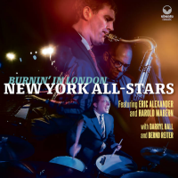 New York All-Stars featuring Eric Alexander And Harold Mabern: Burnin' In London
