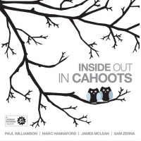 Album In Cahoots by Paul Williamson