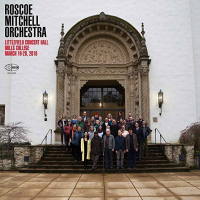 Album Littlefield Concert Hall Mills College March 19-20, 2018 by Roscoe Mitchell