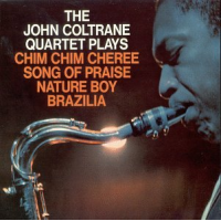 "Read ""The John Coltrane Quartet Plays"""