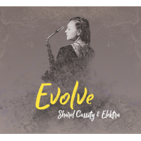 Album Evolve by Sharel Cassity