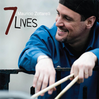 Album 7 Lives by Mauricio Zottarelli