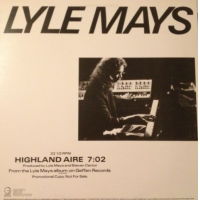 Album Highland Aire by Lyle Mays