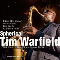 "Read ""Spherical: Dedicated to Thelonious Sphere Monk"" reviewed by Andrew Luhn"