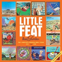 Little Feat Rad Gumbo: The Complete Warner Bros. Years 1971 to 1990