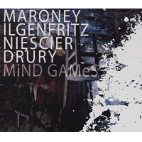 Album Mind Games by Denman Maroney