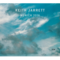 Album Munich 2016 by Keith Jarrett