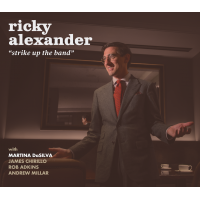 Album Strike up The Band by Ricky Alexander