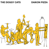 Album Daikon Pizza by The Doggy Cats