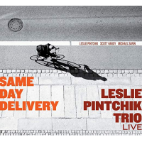 Album Same Day Delivery by Leslie Pintchik