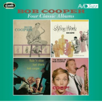 "Read ""Bob Cooper: Four Classic Albums"" reviewed by David Rickert"