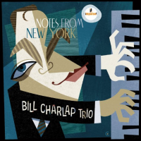 Album Notes From New York by Bill Charlap