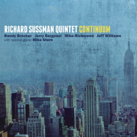 Album Continuum by Richard Sussman