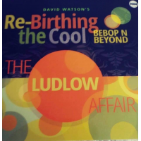 Album Re-Birthing The Cool, Bebop N Beyond by David Watson