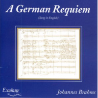 Album Brahms - A German Requiem by Ralph Hepola