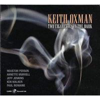Two Cigarettes In the Dark by Keith Oxman