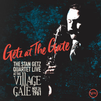 Stan Getz: Getz At The Gate
