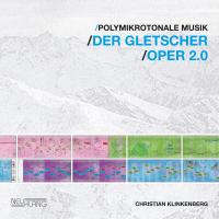 Album Der Gletscher by Christian Klinkenberg