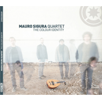 Album THE COLOUR IDENTITY by Mauro Sigura