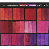 Album Tango & All That Jazz by Pablo Ziegler