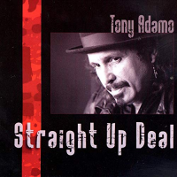 Straight Up Deal by Tony Adamo