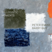 Album Syllogistic Moments by Peter Evans