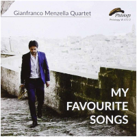 Album My favourite songs  by Gianfranco Menzella