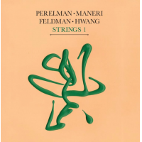 Album Strings 1 by Ivo Perelman