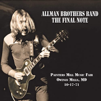 "Read ""The Final Note - Painters Mill Music Fair, Owings Mills, MD 10-17-71"" reviewed by C. Michael Bailey"