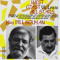 Album Play Bill Holman by Vic Lewis