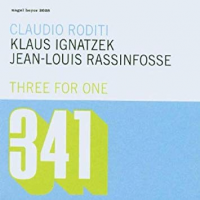 "Read ""Three for One (341)"" reviewed by Rico Cleffi"